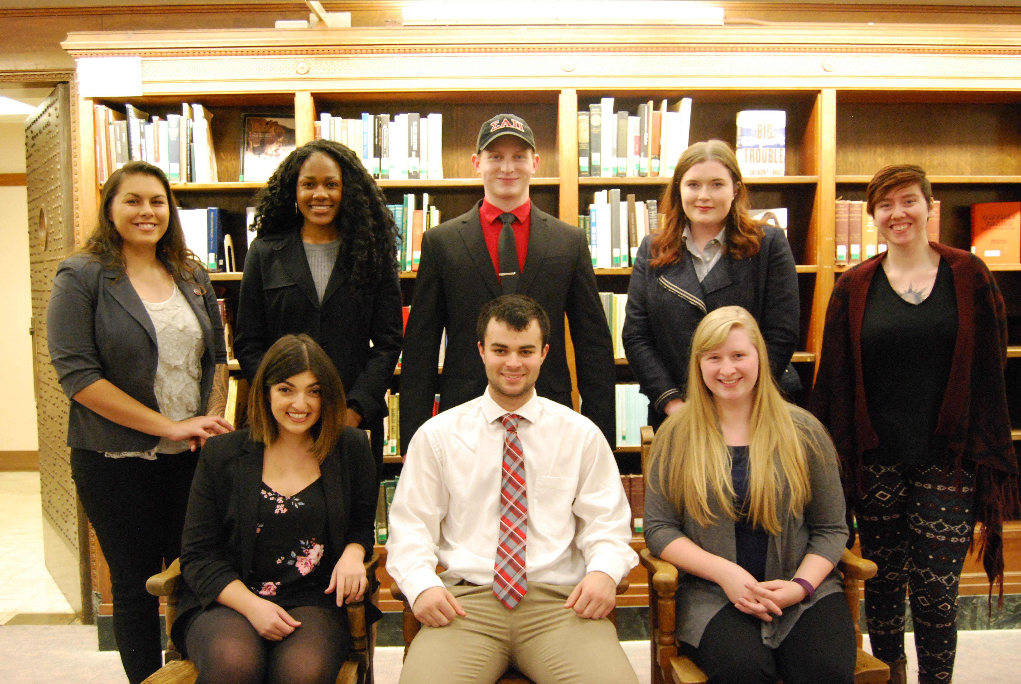 WWU Student Leaders image