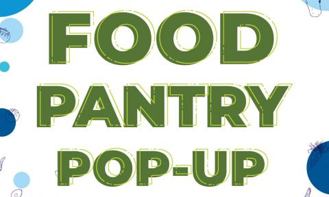 Winter Quarter 2021 Food Pantry Pop-up