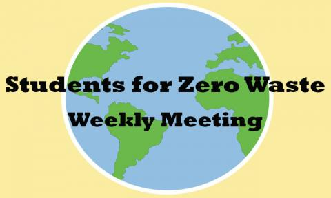 S4ZW Weekly Zoom Meeting